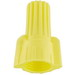 NSI WWC-Y-B Easy Twist™ Winged Wire Connector; 18-10 AWG Cu, Yellow, 500/Bag
