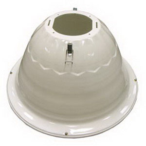 Cooper Lighting R22 Reflector; 22 Inch Dia, For Ep Enterprise Low Bay Fixtures