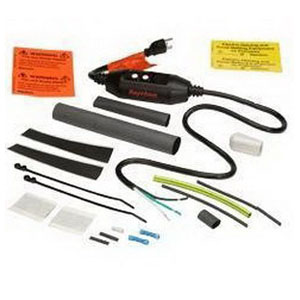 Raychem H908 Plug-In Power Connection Kit; 120 Volt, H311/H611/H612 Heating Cable Capability
