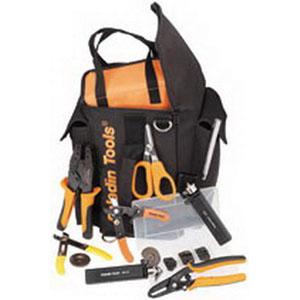 Paladin PA4924 17-Piece Ultimate Fiber Tool Kit