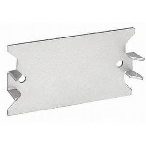 Cooper B-Line BM3 One Piece Nail Plate; Carbon Steel