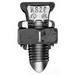 Hubbell Electrical / Burndy KS15RK SERVIT® Split Bolt; 10-8 AWG Main, 14-8 AWG Tap, Copper Alloy