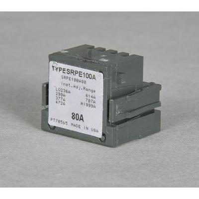 GE Distribution SRPG400A350 Spectra™ SG600 Rating Plug; 350 - 400 Amp, 240 Volt AC