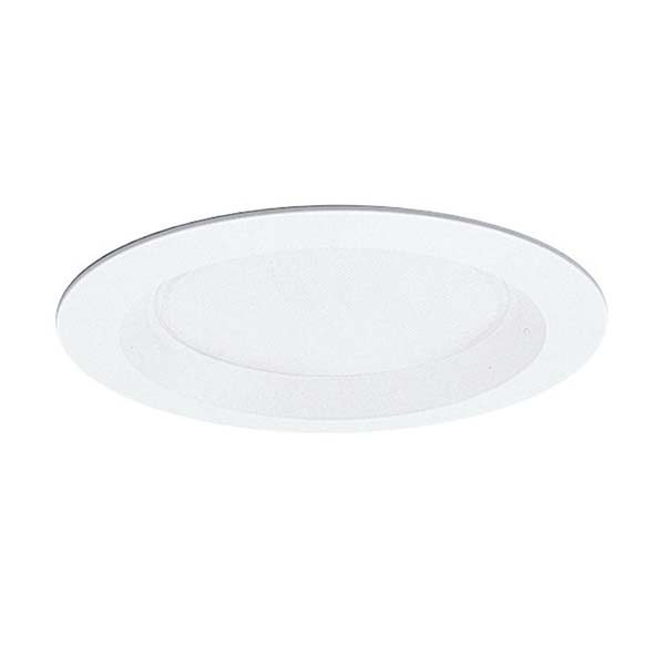 Lightolier SHR16IC Ceiling Mount Shower Light Trim; Insulated