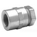 Midwest LTR100 Liquidator™ Combination Coupling; 1 Inch, Malleable Iron, Threaded