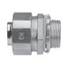 Midwest LT75 SA Liquidator™ Straight Non-Insulated Liquidtight Grounding Connector; 3/4 Inch, Aluminum