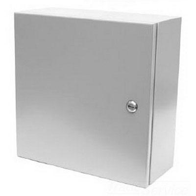 Milbank A-M30P20-CP Sub Panel; 14 Gauge Carbon Steel, ANSI-61 Gray, For MSD30206, MSDXS30206, MSDXZ30206 Enclosures