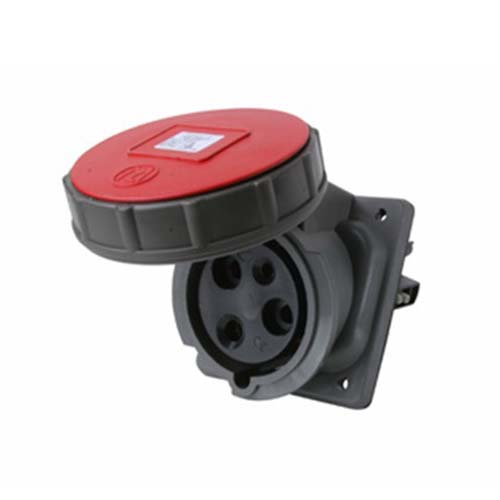 """""""""""Pass & Seymour LeGrand PS360R7-W 2 Pole 3 Wire Pin and Sleeve Receptacle 60 Amp, 480 Volt,"""""""""""" 68176"""