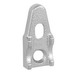 Garvin CLB-75 Clamp Back Spacer; Malleable Iron, Electro-Galvanized Zinc, 50/Pack Standard