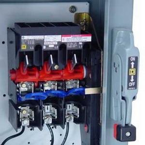 Schneider Electric / Square D 9422BTDF63 Fusible Disconnect Switch; 60 Amp, 600 Volt AC