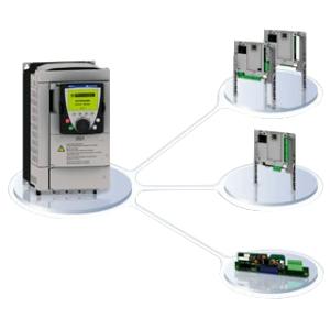 Schneider Electric / Square D VW3A3309 DeviceNet Communication Option Card