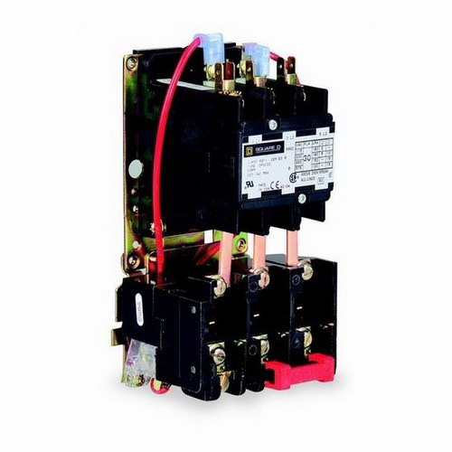 Schneider Electric / Square D 8911DPSO23V09 Class 8911 Definite Purpose Starter 208 - 240/220 Volt- 25 Amp- 3 Phase- 3-Pole- Surface Mount-