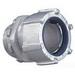 Thomas & Betts 5239AL Non-Insulated Liquidtight Connector; 3 Inch, Aluminum