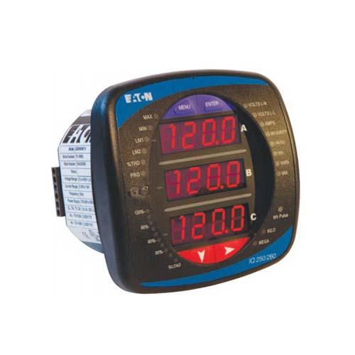 Eaton / Cutler Hammer IQ250/260-IO4 Power Xpert Electronic Meter 2000 I/O Card 4 – 20 Milli-Amp