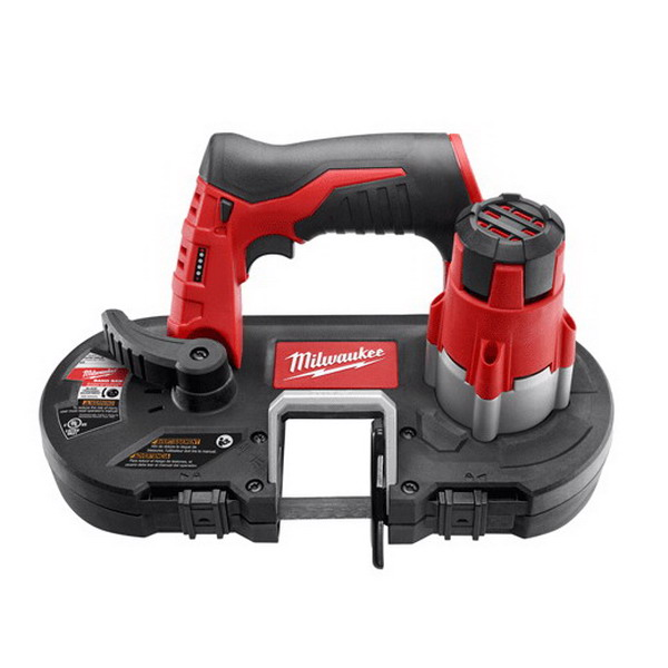 Milwaukee Tool  2429-20 M12™ Cordless Sub-Compact Band Saw; 1-5/8 Inch, 12 Volt
