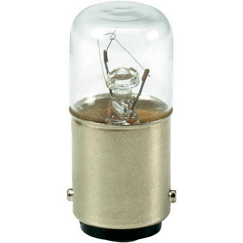 Eaton / Cutler Hammer SL7-L24 SL7-Series Incandescent Bulb; 12 Volt AC/DC, For Use With SL7-Series Globe