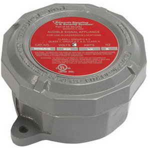 """""Edwards B-8141-G1 Hazardous Location Buzzer 24 Volt DC, 0.8 Amp, 99 DB at 1 m,"""""" 57310"