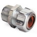 Thomas & Betts 2449 Service Entrance Cable Fitting Watertight Connector; 2 Inch, Die-Cast Zinc