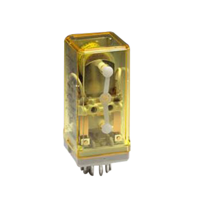 Idec RR2KP-UDC12V Latching Relay; DPDT, 10 Amp
