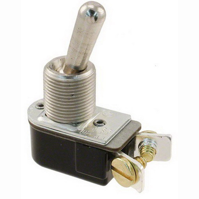 Carling 110-S-73 Heavy Action Toggle Switch SPST  1-Pole