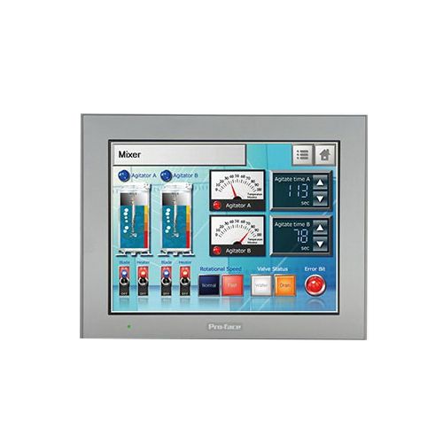 Pro-Face PFXGP4601TAA Graphic Operator Interface 100 – 240 Volt AC  TFT LCD 12.100 Inch Display