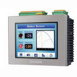 Pro-Face LT4201M-PROFACE Quick Mount HMI; 24 Volt DC, TFT LCD 3.500 Inch Display
