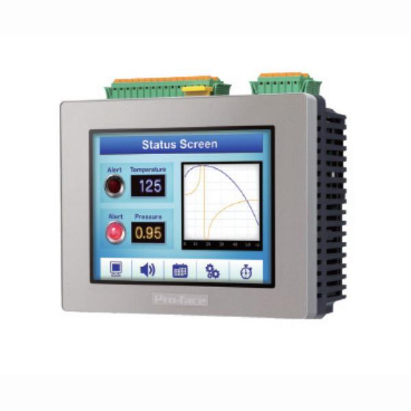Pro-Face LT4301M-PROFACE Quick Mount HMI; 24 Volt DC, TFT LCD 5.700 Inch Display