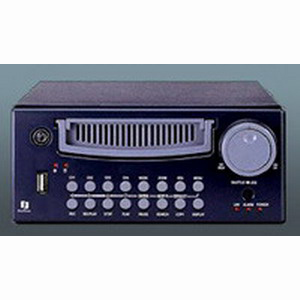 """""Everfocus Electronics Corp EDR410H160 Digital Video Recorder 4-Channel, 160 GB,"""""" 206127"