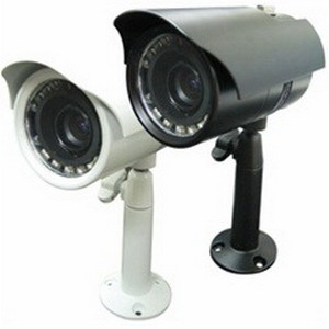 """""Speco Technologies INPROB67W Weatherproof Bullet Camera 720 x 480 Pixel, 1 - 30 fps, 3 - 9 mm Varifocal Lens, White,"""""" 378331"