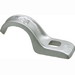 Arlington 3101 1-Hole Conduit Strap; 3/4 Inch, Malleable Iron