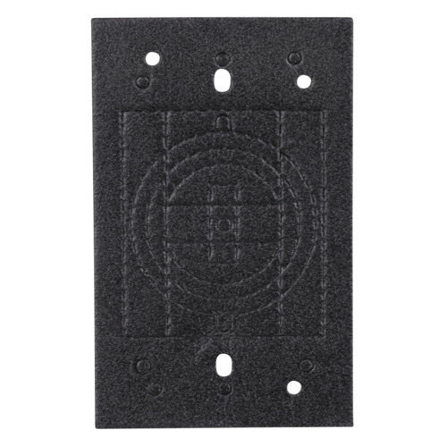 Red Dot CCK 1-Gang Gasket; Neoprene, Black, For Use With Weatherproof Covers