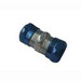 Halex 62610B Raintight Coupling; 1 Inch, Compression, Steel