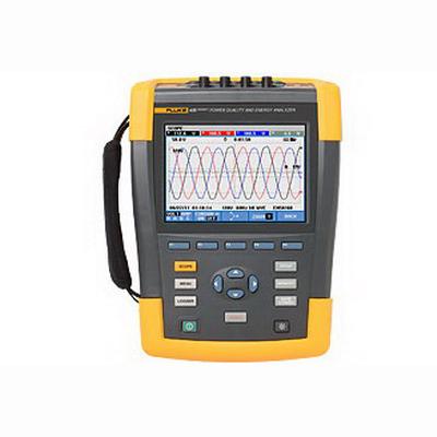 """""Fluke FLUKE-435-II II Series Power Quality and Energy Analyzer 8 GB SD Card,"""""" 617778"