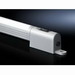 Rittal 4140820 LED System Light; Extruded Aluminum Body, Halogen-Free Polycarbonate Cover, PC-ABS Ends, RAL 7035