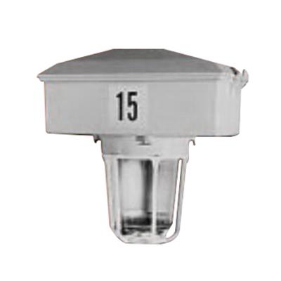 GE Lighting H2025S Filtrgard® Hazardous Luminaire With Globe and Guard; 120/208/240/277 Volt At 60 Hz Volt, 250 Watt