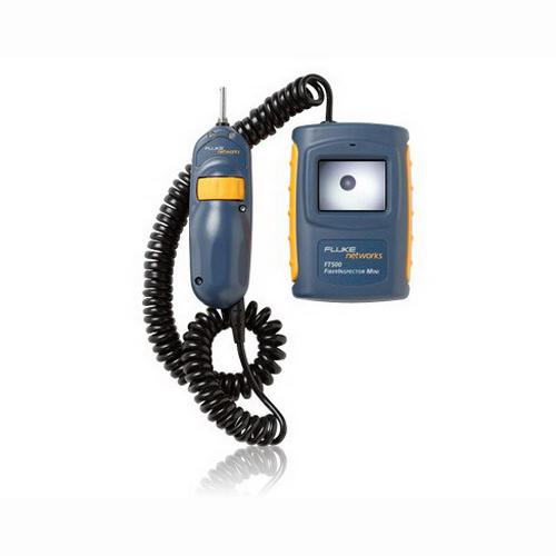 """""Fluke FT500 FiberInspector Mini Video Microscope 0.330 Inch CMOS Sensor Camera, 1.8 Inch TFT LCD,"""""" 115063"