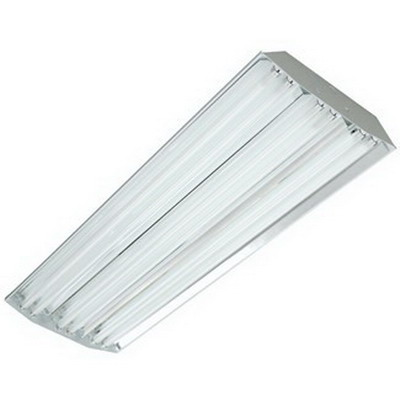 Tech-Con EL4SA632UNIH10CSP Elite Series High Bay Fixture; 120 - 277 Volt, 192 Watt, 6-Lamp