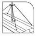Tech-Con EZHANGER Cable Hanging Kit; For High Bay Fixtures