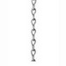 Engineered Products JC12B/100 Bright Single Loop Jack Chain; To Support Suspended Light Fixture