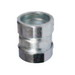 L.H. Dottie NTC300 Raintight Coupling; 3 Inch, Zinc-Plated Steel
