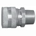 Appleton CG-2575 Strain Relief Cord and Cable Connector; 3/4 Inch Hub, 0.250 - 0.375 Inch, Aluminum