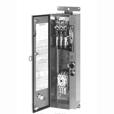 """""Eaton / Cutler Hammer ECN5412AAA-E14 Narrow Width Rainproof Pump Panel With Disconnect Switch 120 Volt At 60 Hz/110 Volt At 50 Hz Coil,"""""" 678492"