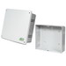 Linear H312 Enclosure With Cover; 12 Inch Height, Plastic, Surface Mount