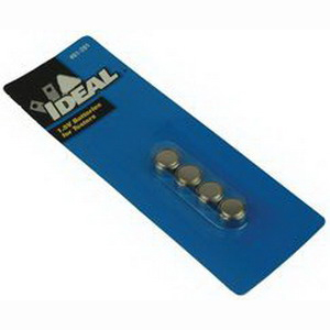 Ideal 61-201 Batteries 1.5 Volt, For Solenoid Voltage Testers and Volt-Sensor Non-Contact Voltage Tester,""