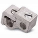 Blackburn / Elastimold GP-2 GP Series Dual Rated Mechanical Parallel Tap Connector; 12-2 AWG Main/14-4 AWG Tap, Aluminum