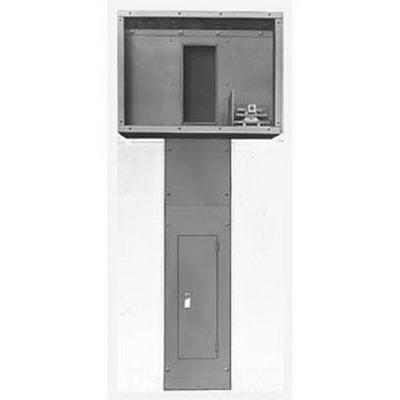 """""Schneider Electric / Square D LX62TS Panel Board Trim 225 Volt AC,"""""" 100628"