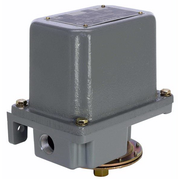 Schneider Electric / Square D 9012GHWM1 Pressure Switch; 10 Amp
