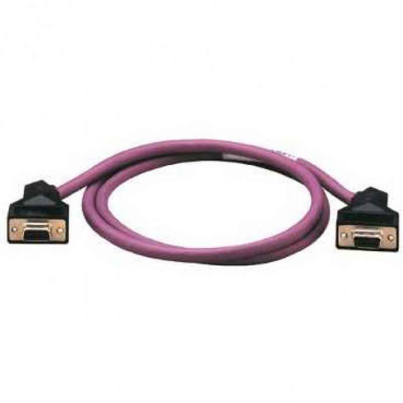 Schneider Electric / Square D TSXCANCADD03 Pre Assembled CANopen Cable; (2) Female D9-SUB Connection, 3 m