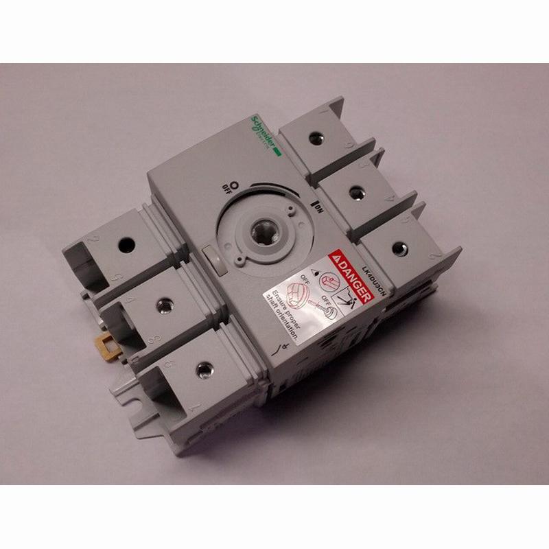 """""""""""Schneider Electric / Square D LK4DU3CN Non-Fusible Disconnect Switch 30 Amp, 600 Volt AC, 3 Pole,"""""""""""" 44242"""