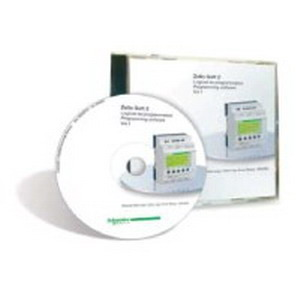 """""""""""Schneider Electric / Square D SR2SFT02 Programming Software For Zelio Logic 2 Smart Relays, Alarm software To Send Alarm To A PC,"""""""""""" 90546"""
